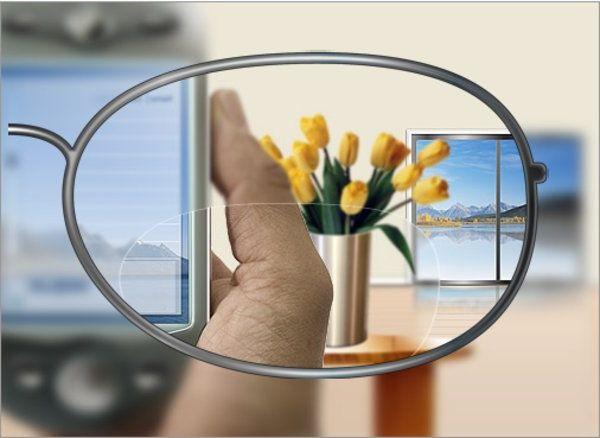 Бифокални стъкла за очила