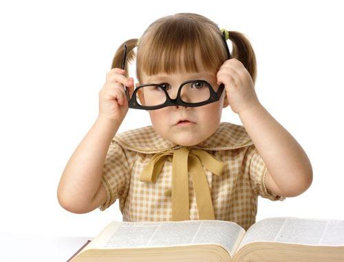 Детското зрение през първите шест години