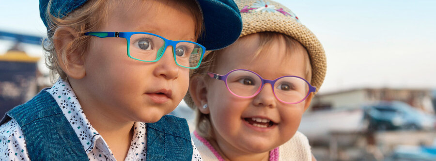 Как да убедите своето дете да носи очилата си